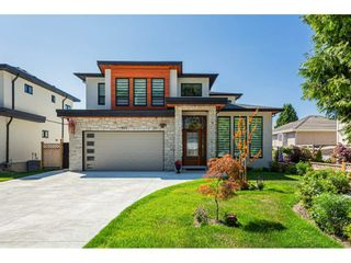 Photo 1: 977 164 Street in Surrey: Pacific Douglas House for sale (South Surrey White Rock)  : MLS®# R2490066