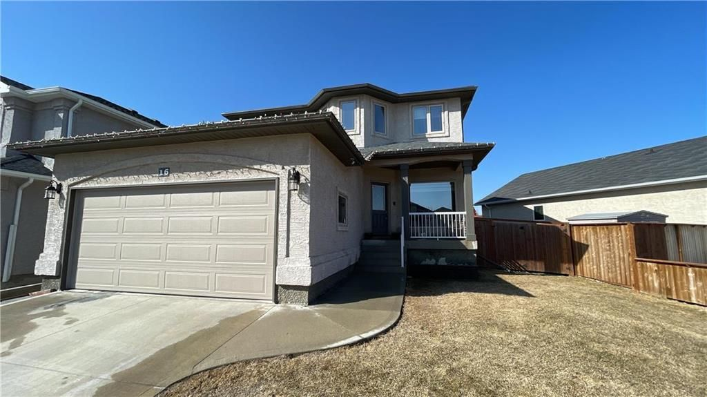 Main Photo: 16 Caribou Crescent in Winnipeg: South Pointe Residential for sale (1R)  : MLS®# 202109549