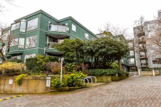 Photo 1: 201 1550 MARINER WALK in Vancouver: False Creek Condo for sale (Vancouver West)  : MLS®# R2245004