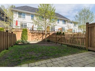 Photo 20: 66 3009 156 STREET in Surrey: Grandview Surrey Townhouse for sale (South Surrey White Rock)  : MLS®# R2056660