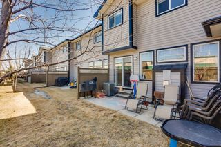 Photo 21: 2 102 Canoe Square SW: Airdrie Row/Townhouse for sale : MLS®# A1096598