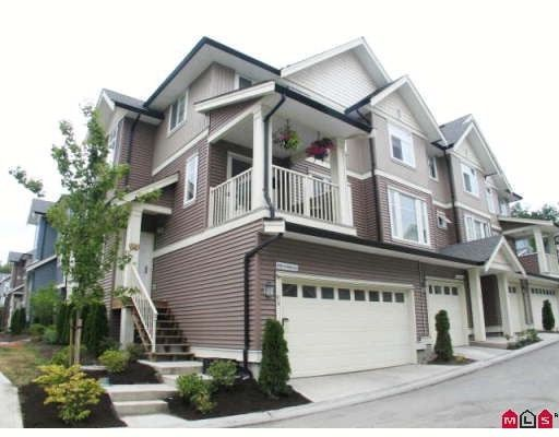 """Main Photo: 94 6575 192ND Street in Surrey: Clayton Townhouse for sale in """"Ixia"""" (Cloverdale)  : MLS®# F2905243"""