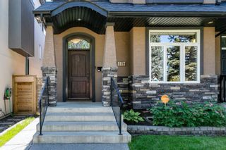 Main Photo: 1117 18 Avenue NW in Calgary: Capitol Hill Semi Detached for sale : MLS®# A1123537