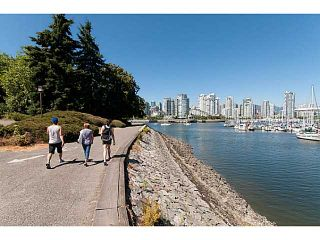 """Photo 19: 808 522 MOBERLY Road in Vancouver: False Creek Condo for sale in """"Discovery Quay"""" (Vancouver West)  : MLS®# V1066729"""