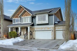 Main Photo: 87 Westpark Crescent SW in Calgary: West Springs Detached for sale : MLS®# A1069809