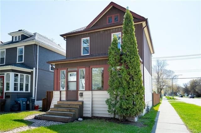Main Photo: 366 Morley Avenue in Winnipeg: Fort Rouge Residential for sale (1Aw)  : MLS®# 1912402