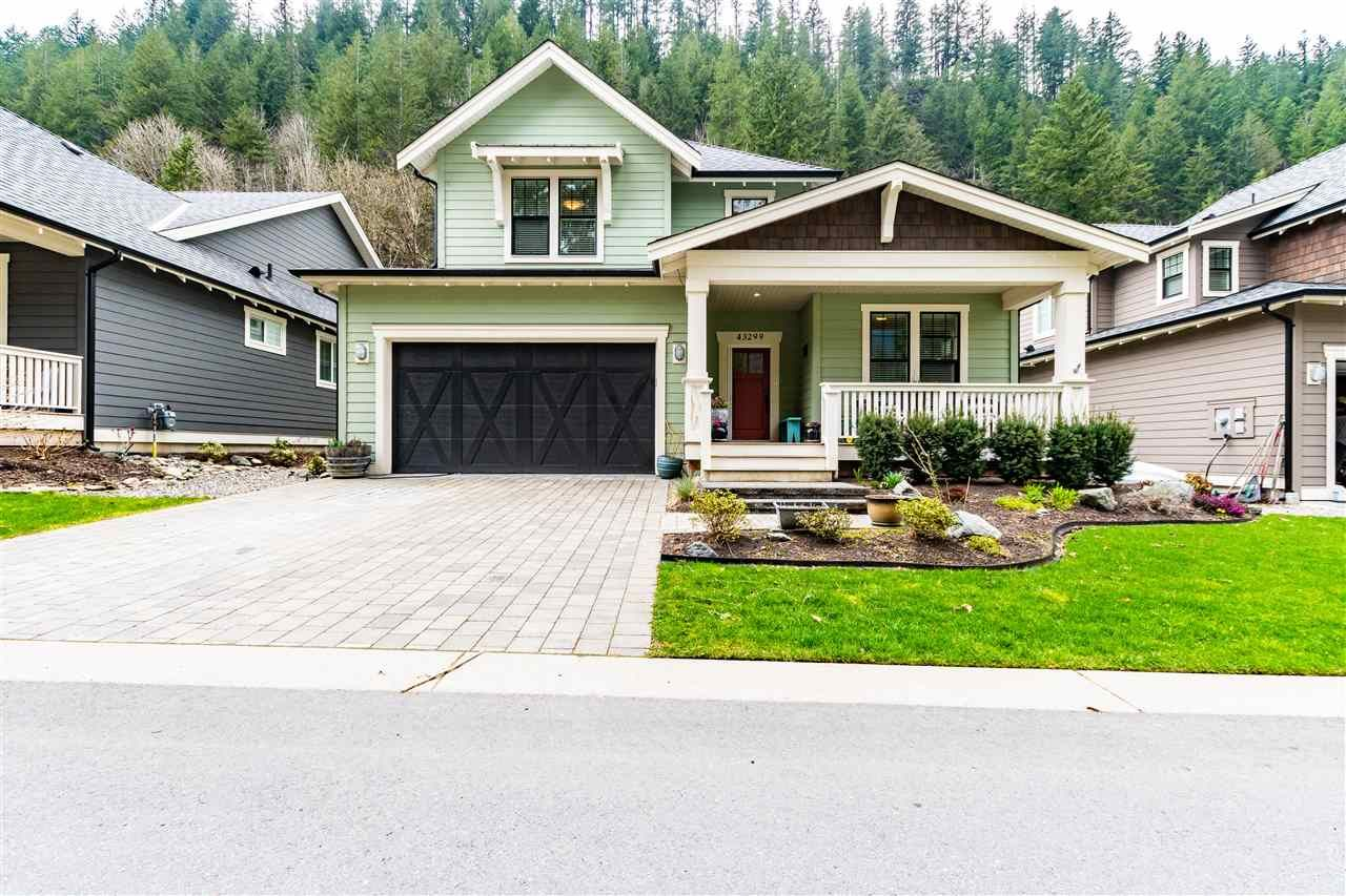 "Main Photo: 43299 OLD ORCHARD Lane: Lindell Beach House for sale in ""CREEKSIDE MILLS AT CULTUS LAKE"" (Cultus Lake)  : MLS®# R2554702"