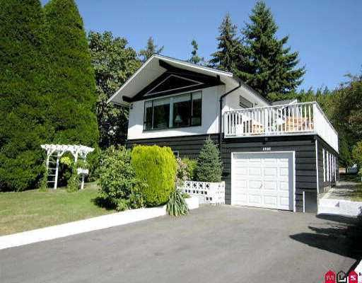 """Main Photo: 2602 127A ST in White Rock: Crescent Bch Ocean Pk. House for sale in """"Ocean Park"""" (South Surrey White Rock)  : MLS®# F2519987"""
