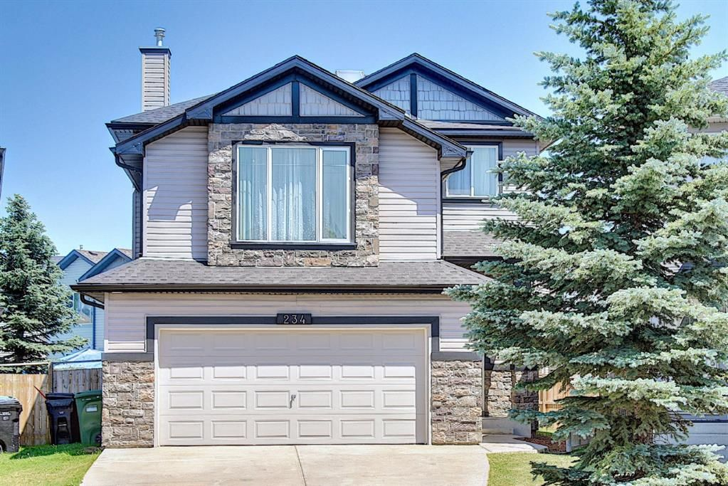 Main Photo: 234 West Ranch Place SW in Calgary: West Springs Detached for sale : MLS®# A1125924