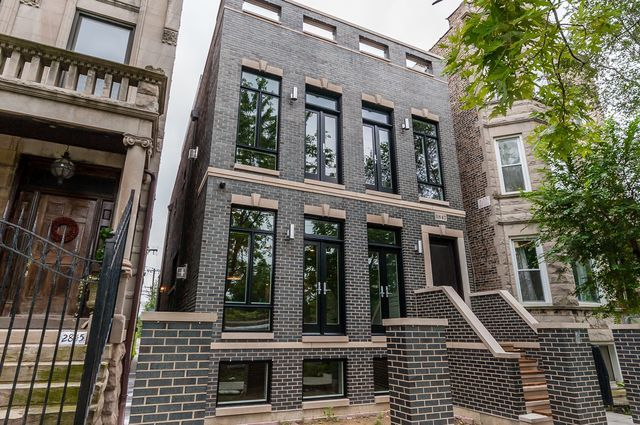Main Photo: 1730 Campbell Avenue in CHICAGO: CHI - West Town Single Family Home for sale ()  : MLS®# MRD09913644