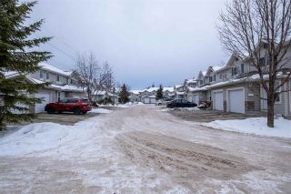 Photo 25: 155 230 EDWARDS Drive in Edmonton: Zone 53 Townhouse for sale : MLS®# E4239083
