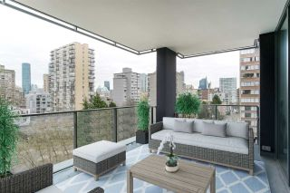 Photo 1: 801 1171 JERVIS Street in Vancouver: West End VW Condo for sale (Vancouver West)  : MLS®# R2433859