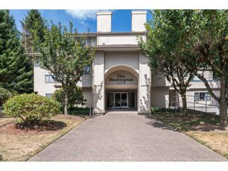"""Photo 1: 202 33675 MARSHALL Road in Abbotsford: Central Abbotsford Condo for sale in """"The Huntington"""" : MLS®# R2214048"""