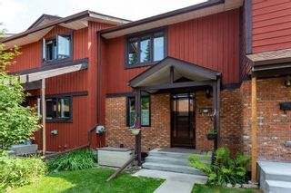 Photo 1: 40 LACOMBE Point: St. Albert Townhouse for sale : MLS®# E4265417