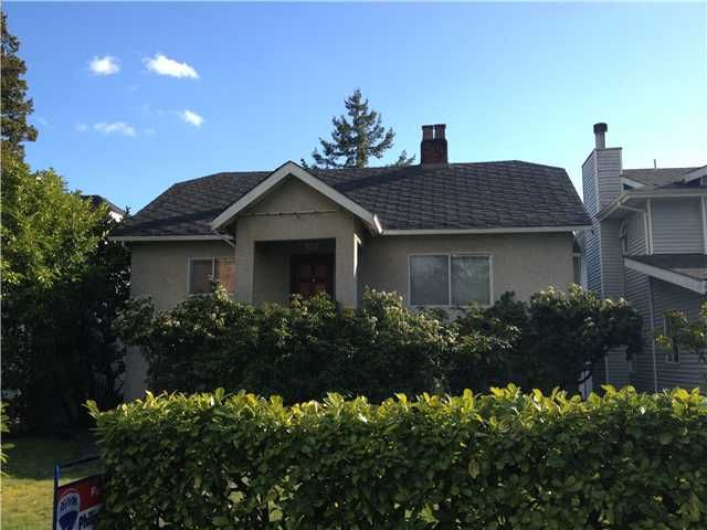 Main Photo: 2766 W 38 Avenue in Vancouver: Kerrisdale House for sale (Vancouver West)  : MLS®# V997577