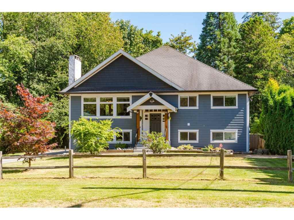 Main Photo: 11128 CALEDONIA Drive in Surrey: Bolivar Heights House for sale (North Surrey)  : MLS®# R2492410