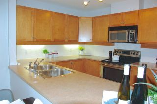 """Photo 2: 307 15 SMOKEY SMITH Place in New Westminster: GlenBrooke North Condo for sale in """"THE WESTERLY"""" : MLS®# R2007734"""