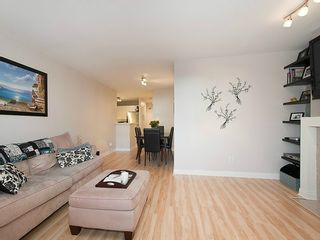 """Photo 4: 104 935 W 15TH Avenue in Vancouver: Fairview VW Condo for sale in """"THE EMPRESS"""" (Vancouver West)  : MLS®# V1059558"""