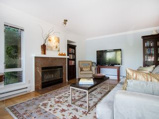 """Photo 7: 1511 MARINER Walk in Vancouver: False Creek Townhouse for sale in """"THE LAGOONS"""" (Vancouver West)  : MLS®# V1076044"""