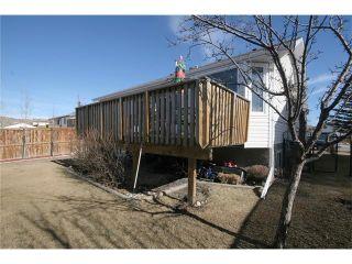 Photo 39: 35 WEST MCDOUGAL Road: Cochrane House for sale : MLS®# C4053037