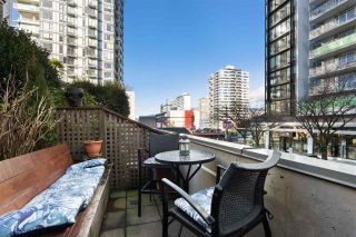 """Photo 22: 109 1208 BIDWELL Street in Vancouver: West End VW Condo for sale in """"Baybreeze"""" (Vancouver West)  : MLS®# R2541358"""