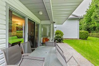 """Photo 38: 13 2988 HORN Street in Abbotsford: Central Abbotsford Townhouse for sale in """"Creekside Park"""" : MLS®# R2583672"""