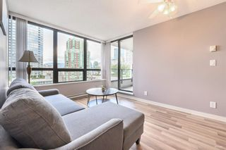 """Photo 8: 1206 933 HORNBY Street in Vancouver: Downtown VW Condo for sale in """"ELECTRIC AVENUE"""" (Vancouver West)  : MLS®# R2605063"""
