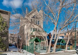 Main Photo: 2 708 2 Avenue NW in Calgary: Sunnyside Row/Townhouse for sale : MLS®# A1101080