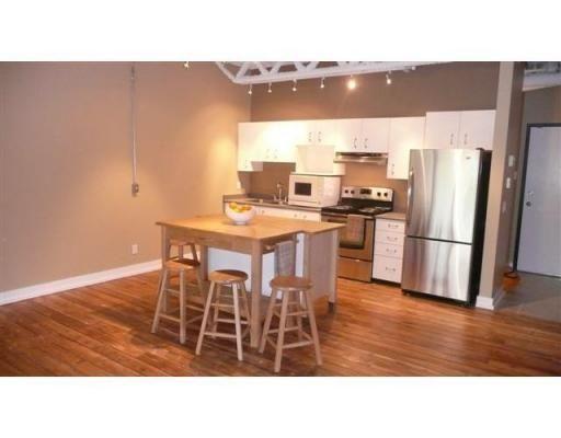Main Photo: # 225 350 E 2ND AV in Vancouver: Condo for sale : MLS®# V818710