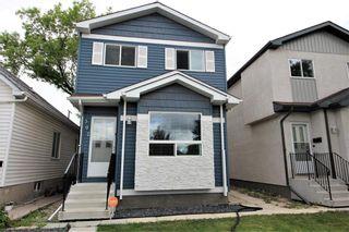 Photo 1: 397 Riverton Avenue in Winnipeg: Elmwood Residential for sale (3A)  : MLS®# 202013161