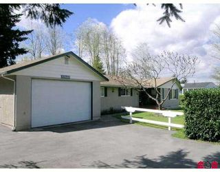 Photo 1: 11443 MCBRIDE Drive in Surrey: Bolivar Heights House for sale (North Surrey)  : MLS®# F2709020