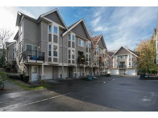 "Photo 1: 16 33321 GEORGE FERGUSON Way in Abbotsford: Central Abbotsford Townhouse for sale in ""CEDAR LANE"" : MLS®# R2222167"