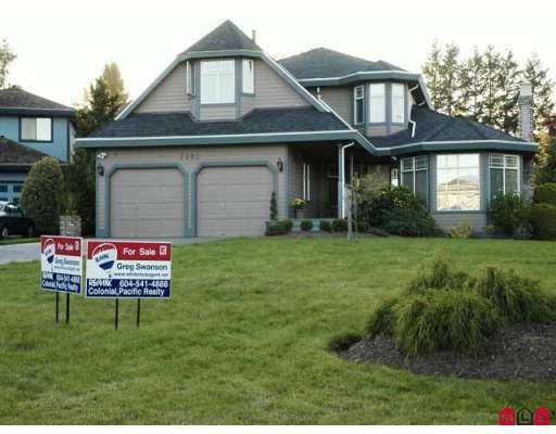 """Main Photo: 7591 150A ST in Surrey: East Newton House for sale in """"Chimney Hills"""" : MLS®# F2621403"""