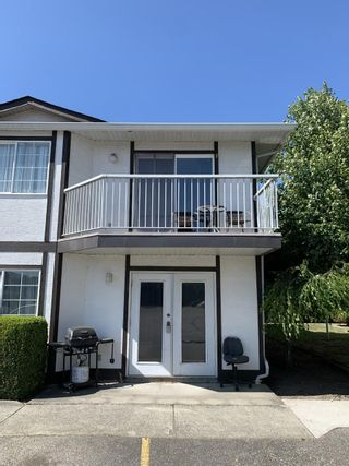 Photo 1: 105 45669 MCINTOSH Drive in Chilliwack: Chilliwack W Young-Well Condo for sale : MLS®# R2599828