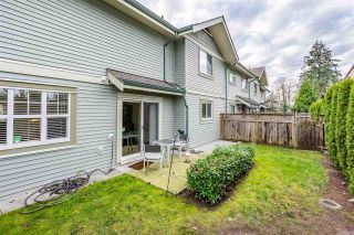 "Photo 23: 19 22977 116 Avenue in Maple Ridge: East Central Townhouse for sale in ""DUET"" : MLS®# R2528297"