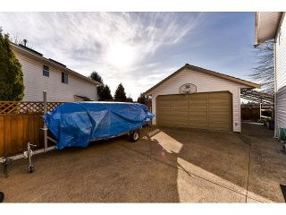 Photo 20: 34658 CURRIE PL in Abbotsford: Abbotsford East House for sale : MLS®# F1434944