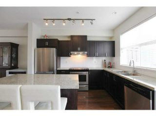 "Photo 9: 697 PREMIER Street in North Vancouver: Lynnmour Townhouse for sale in ""WEDGEWOOD"" : MLS®# V1112919"