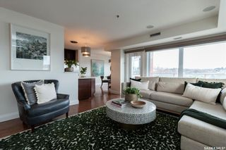 Photo 5: 508 902 Spadina Crescent East in Saskatoon: Central Business District Residential for sale : MLS®# SK845141