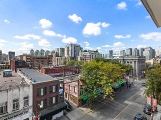 """Photo 13: 605 231 E PENDER Street in Vancouver: Strathcona Condo for sale in """"FRAMEWORK"""" (Vancouver East)  : MLS®# R2525315"""