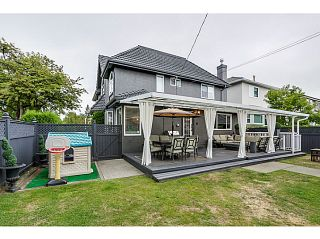 Photo 20: 2708 W 19 Avenue in Vancouver: Arbutus House  (Vancouver West)  : MLS®# V1084587