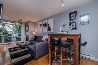 Photo 11: 103 2268 W 12TH AVENUE in Vancouver: Kitsilano Condo for sale (Vancouver West)  : MLS®# R2134816