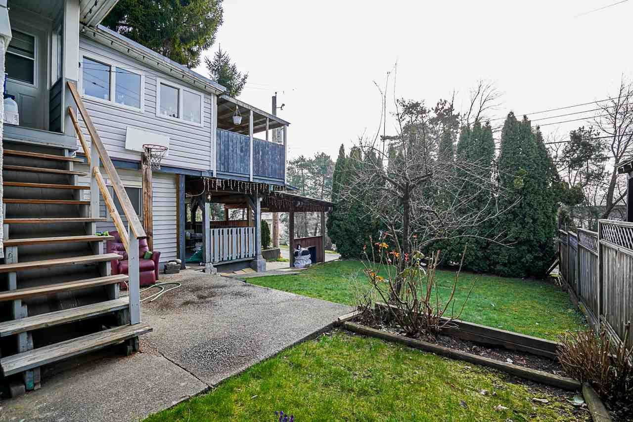 Main Photo: 1618 SIXTH Avenue in New Westminster: Uptown NW House for sale : MLS®# R2550048