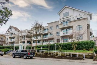 """Main Photo: 405 20268 54 Avenue in Langley: Langley City Condo for sale in """"BRIGHTON PLACE"""" : MLS®# R2604183"""