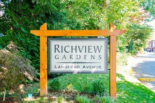 """Photo 28: 3404 LANGFORD Avenue in Vancouver: Champlain Heights Townhouse for sale in """"Richview Gardens"""" (Vancouver East)  : MLS®# R2618758"""