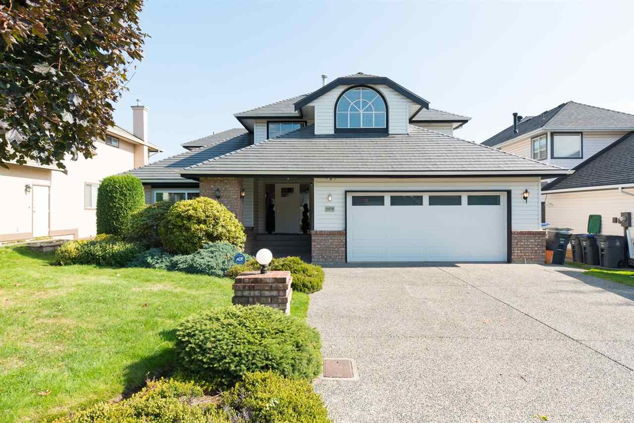"""Main Photo: 5976 189A Street in Surrey: Cloverdale BC House for sale in """"ROSEWOOD PARK"""" (Cloverdale)  : MLS®# R2113043"""