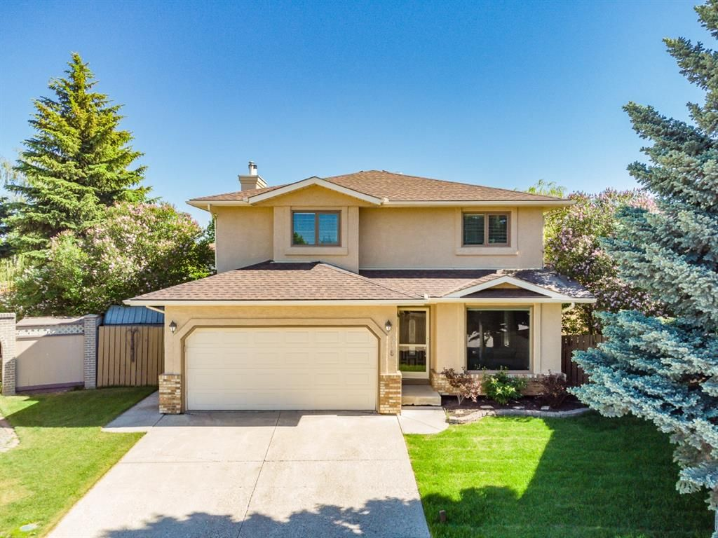 Main Photo: 416 McKerrell Place SE in Calgary: McKenzie Lake Detached for sale : MLS®# A1112888