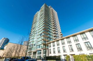 """Photo 1: 405 2200 DOUGLAS Road in Burnaby: Brentwood Park Condo for sale in """"AFFINITY"""" (Burnaby North)  : MLS®# R2134471"""