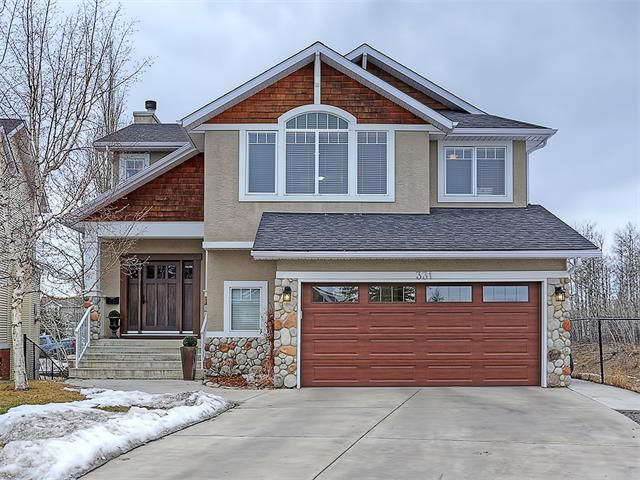 Main Photo: 331 DISCOVERY Place SW in Calgary: Discovery Ridge House for sale : MLS®# C4049686