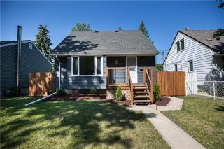 Photo 1: 821 Cambridge in Winnipeg: Residential for sale : MLS®# 202018056