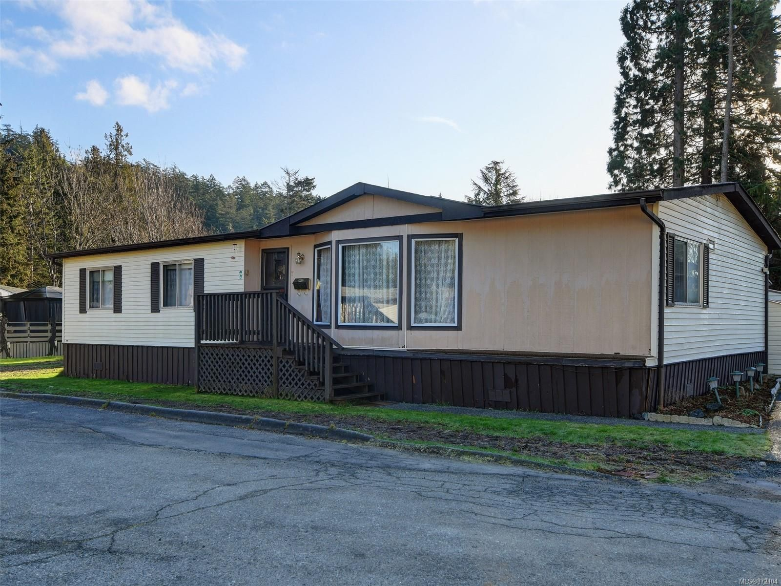 Main Photo: 7 2607 Selwyn Rd in : La Mill Hill Manufactured Home for sale (Langford)  : MLS®# 872104